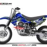 KLX 150-BLUE HI TECHNOLOGY