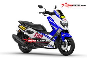 NMAX WHITE GP-FIAT2