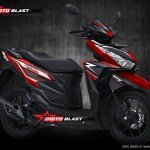 VARIO 150 RED SUPER CARBON1