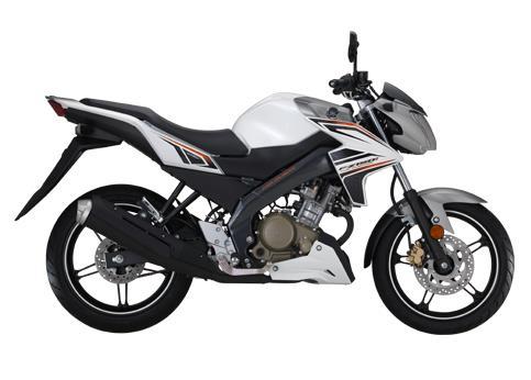 facelift yamaha new vixion atau FZ150i malaysia white 2016