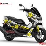MEGA GALLERY Kumpulan Modifikasi Striping Yamaha Nmax ...