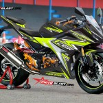 CBR150R BIG BLACK SUPER THUNDER-NEW motoblast