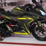 modifikasi honda all new cbr150r 2016 black super carbon