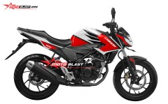 CB150R WHITE SIMPLE1
