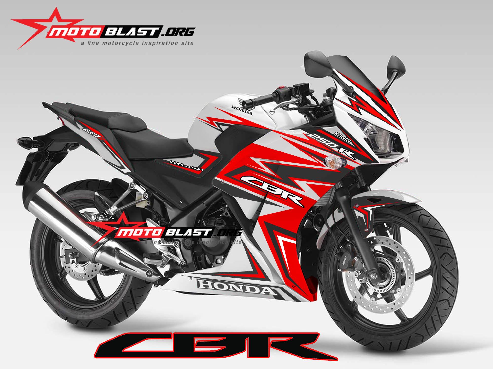 CBR250R THUNDER1