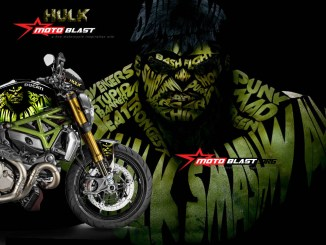 DUCATI MONSTER HULK1