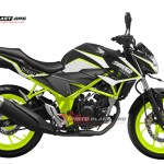 NEW CB150R WHITE TRIUMPH DRIFT BATTLE 3