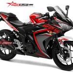 R25 BLACK RED