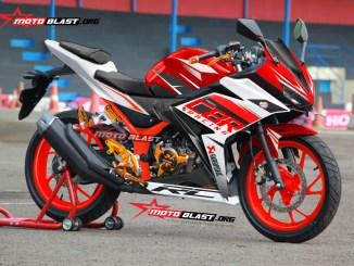 CBR150R RED  KTM RC 380