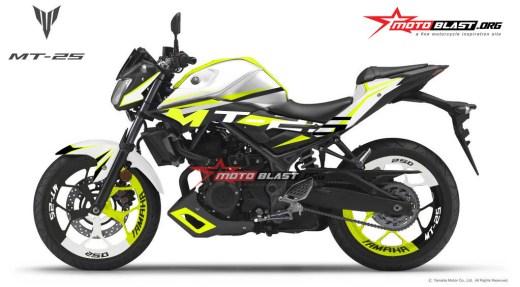 MT25 WHITE SPORTY-NEW