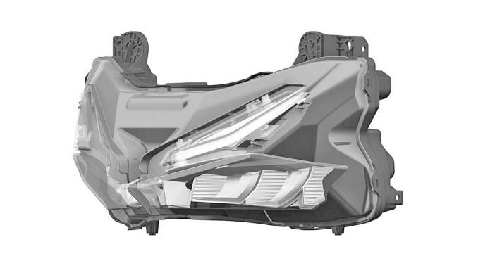desain paten headlamp honda cbr250rr motoblast-1