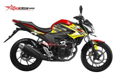 2 CB150R RED TWO TONE3