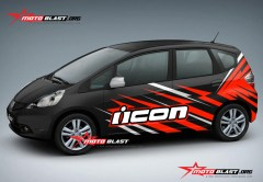 HONDA JAZZ-ICON-BLACK1