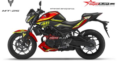 MT25 RED VR46-1