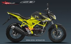 NEW CB150R BLACK YELLOW SE2