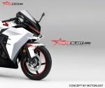 honda cbr250r thailand concep body custom