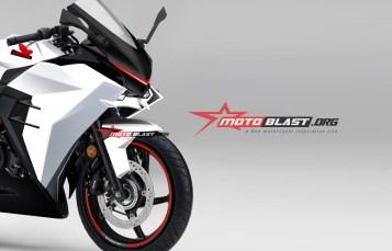 Konsep Modifikasi Body Custom Honda CBR250R Thailand