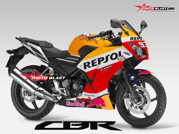 CBR250R REPSOL MOTOGP 2016 MARQUEZ2
