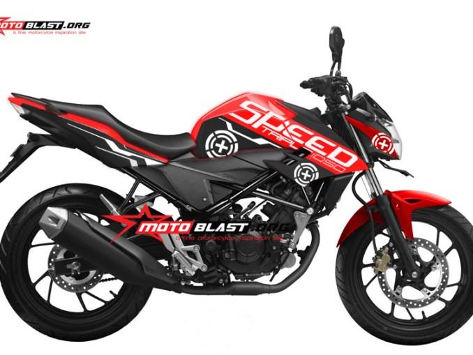 CB150R RED-SPEED2