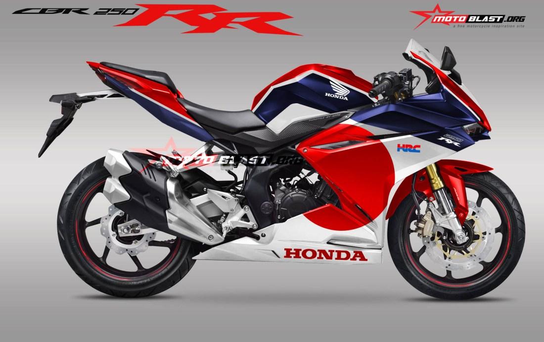 CBR250RR-JAPANESE FLAG