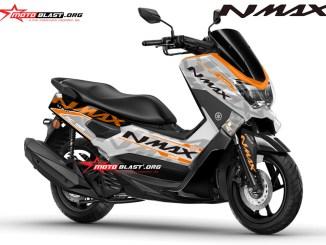 NMAX WHITE ALA KTM RC1