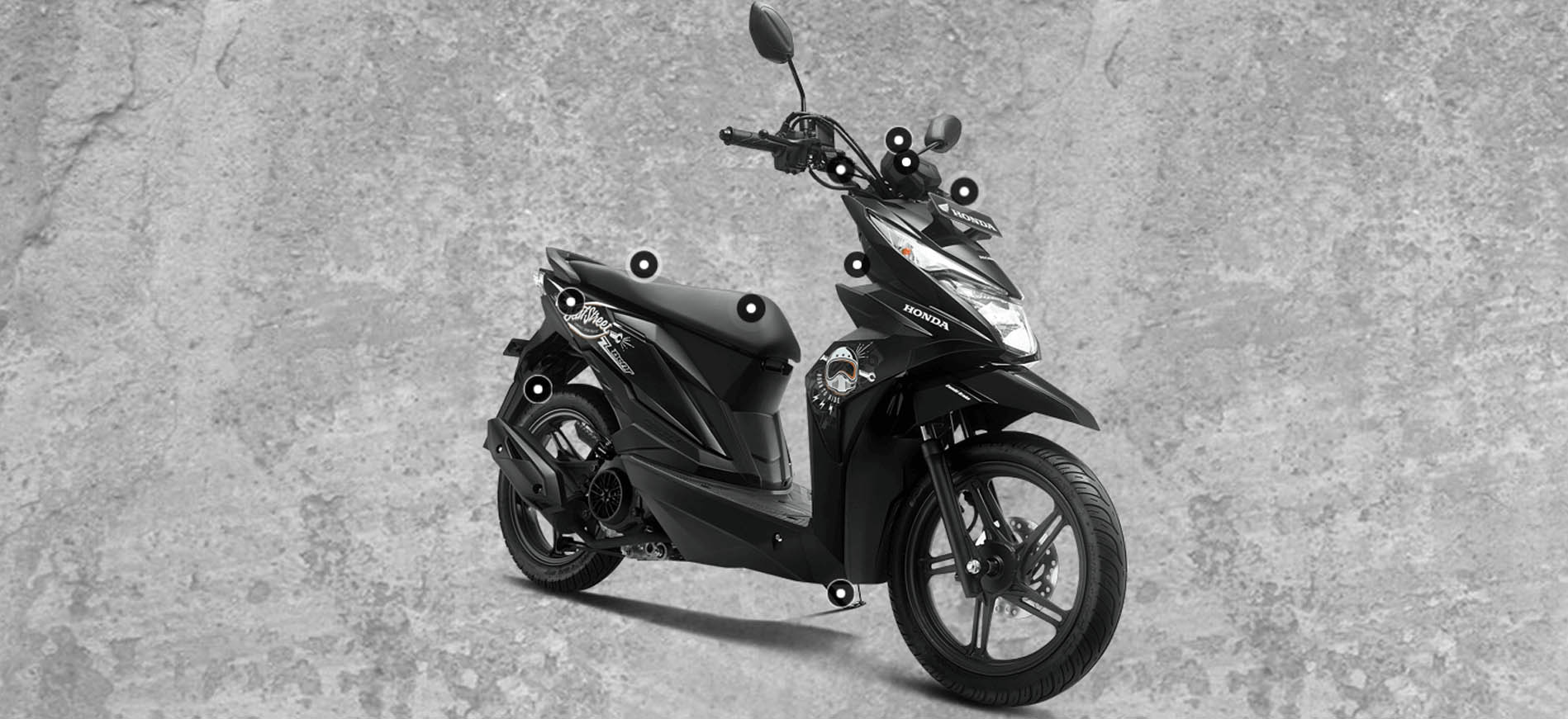 Wiring Diagram Motor Honda Beat