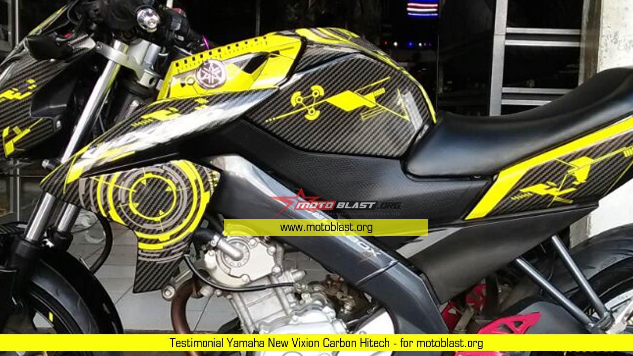 88 Modifikasi Motor Vixion Stiker Terbaru Rendang Modifikasi