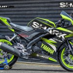 ALL NEW R15 SHARK GREEN LIME