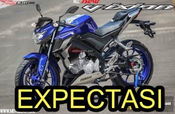 """Meme ini persembahan Motoblast untuk Yamaha Vixion yang """"Katanya"""" All New atau Facelift!"""