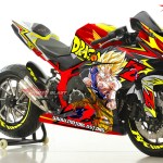 CBR250RR-BLACK DRAGON BALL RED WHITE