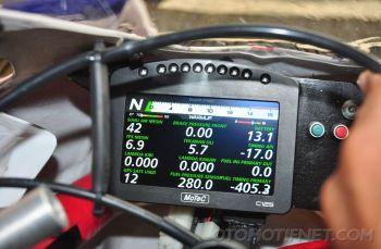 Ini dia ECU untuk CBR250RR untuk kejurnas IRS Sport 250 yang lebih joss dari HRC, seharga PCX bro! Wediaann