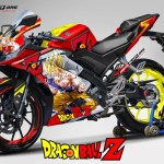 R15 NEW 2017- RED DRAGON BALL