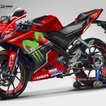 R15 NEW 2017- RED-THE MANIAC MOTOGP 2017