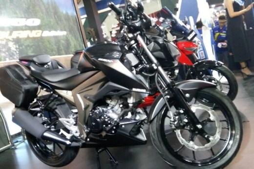 suzuki gsx-s150 touring edition 2
