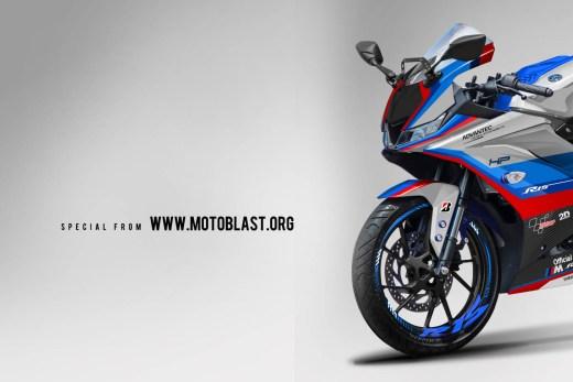 1 R15 V3 SAFETY CAR MOTOGP-front