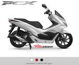 foto studio warna NEW PCX 150-WHITE