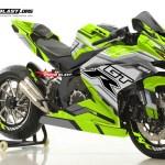 CBR250RR-GREEN GTR