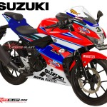 SUZUKI GSX-R150-RED SPORTY