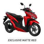 VARIO 150Esp 2018-Exclusive Matte Red