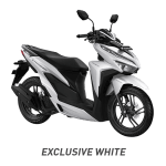 VARIO 150Esp 2018-Exclusive White