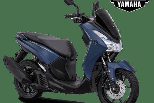 YAMAHA LEXI S 125-1