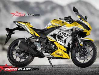 Yamaha-YZF-R25-YELLOW GTR