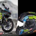 Yamaha-YZF-R25-LS2 FF352 MOTOBLAST HELMET2