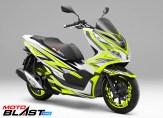 PCX 150 GREEN SHADOW-motoblast2