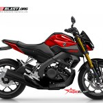 YAMAHA XABRE-MT15 Facelift 2019-3