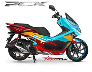 NEW PCX 150-GTR2B