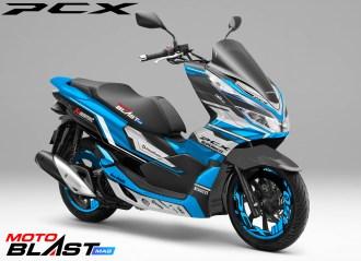 PCX 150 Supermaxi-black4
