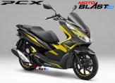 PCX 150 BLACK WINGS5
