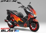 PCX 150 flameblast