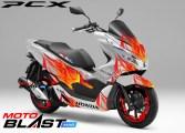 PCX 150 flameblast3